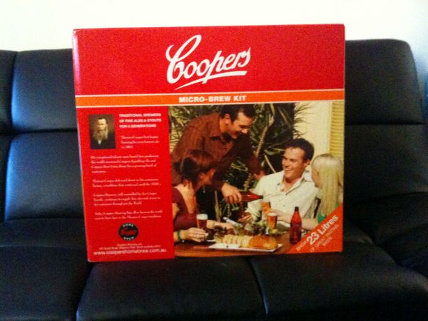 Coopers Micro Brew Kit