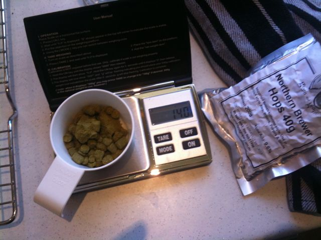 We always knew that those dodgy looking scales would come in handy for something legal...
